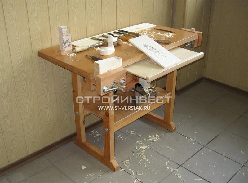Письменный стол своими руками.